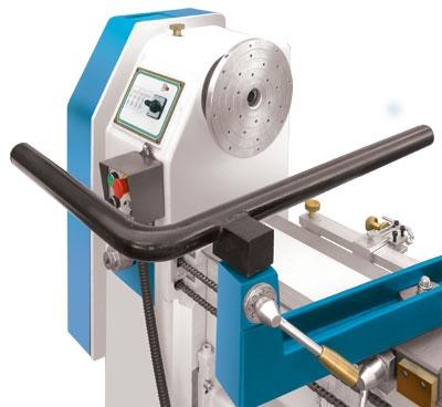 Ножевая опора для обработки дисковых деталей до ø1200 mm
